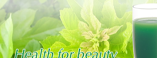 Health for beauty